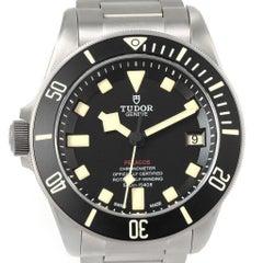 Tudor Pelagos LHD Titanium Steel Men's Watch 25610