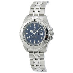 Tudor Prince 73190, Blue Dial, Certified and Warranty