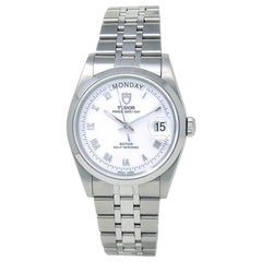 Tudor Prince Date Day Stainless Steel Automatic 76200