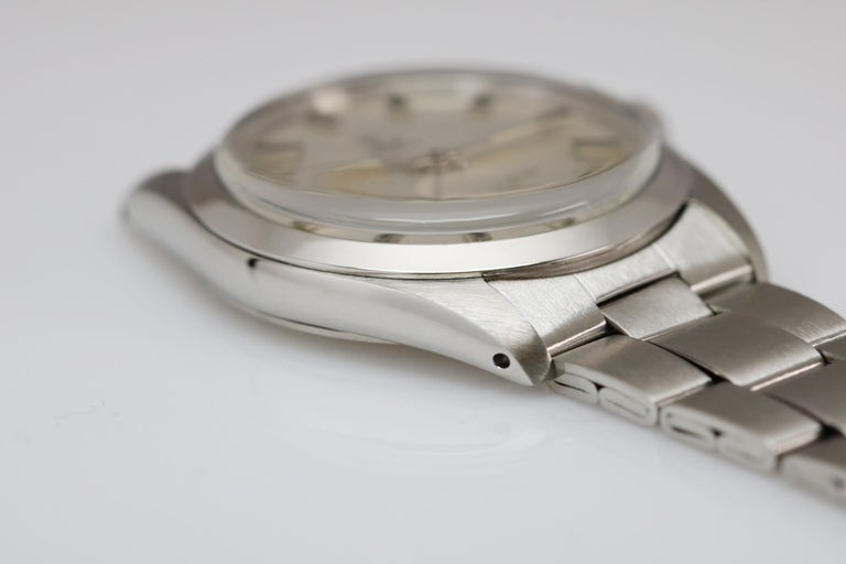 Tudor Shock Resisting Ref 7991/0 Stainless Steel, circa 1965 For Sale 5
