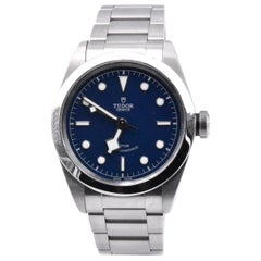 Tudor Stainless Steel Black Bay Automatic 41