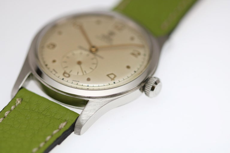 Men's Tudor Stainless Steel Oyster Ref 4463 Wristwatch, circa 1960s For Sale
