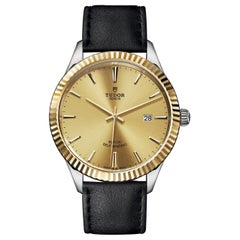 Tudor Style 12113-0019, Champagne Dial, Certified and Warranty