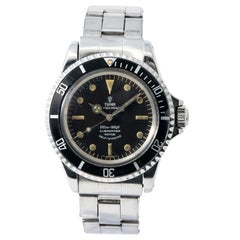 Tudor Submariner 7928, Case, Certified and Warranty