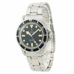 Tudor Submariner16200, Black Dial Certified Authentic