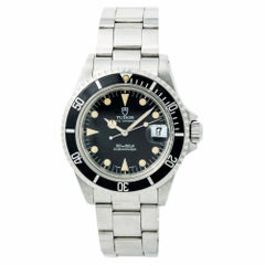 Tudor Submariner8520, White Dial Certified Authentic