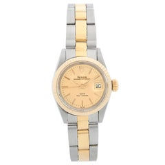 Tudor Two-Tone Princess Oysterdate Watch 92413N