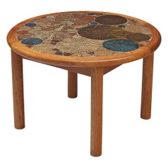 Tue Poulsen Art Coffee Table