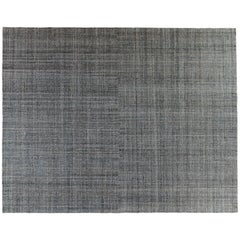 Tufted Multi-Color Wool Area Rug