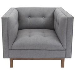 Tufted Trousdale Chair by Lawson-Fenning