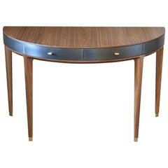 Tulare Demilune Desk