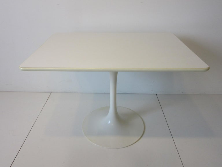 Tulip Cafe / Dining Table by Maurice Burke For Sale 1