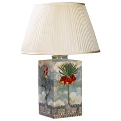 Tulip Canister Tea Table Lamp