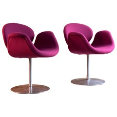 Tulip Chairs by Pierre Paulin by Artifort Netherlands, circa 2000