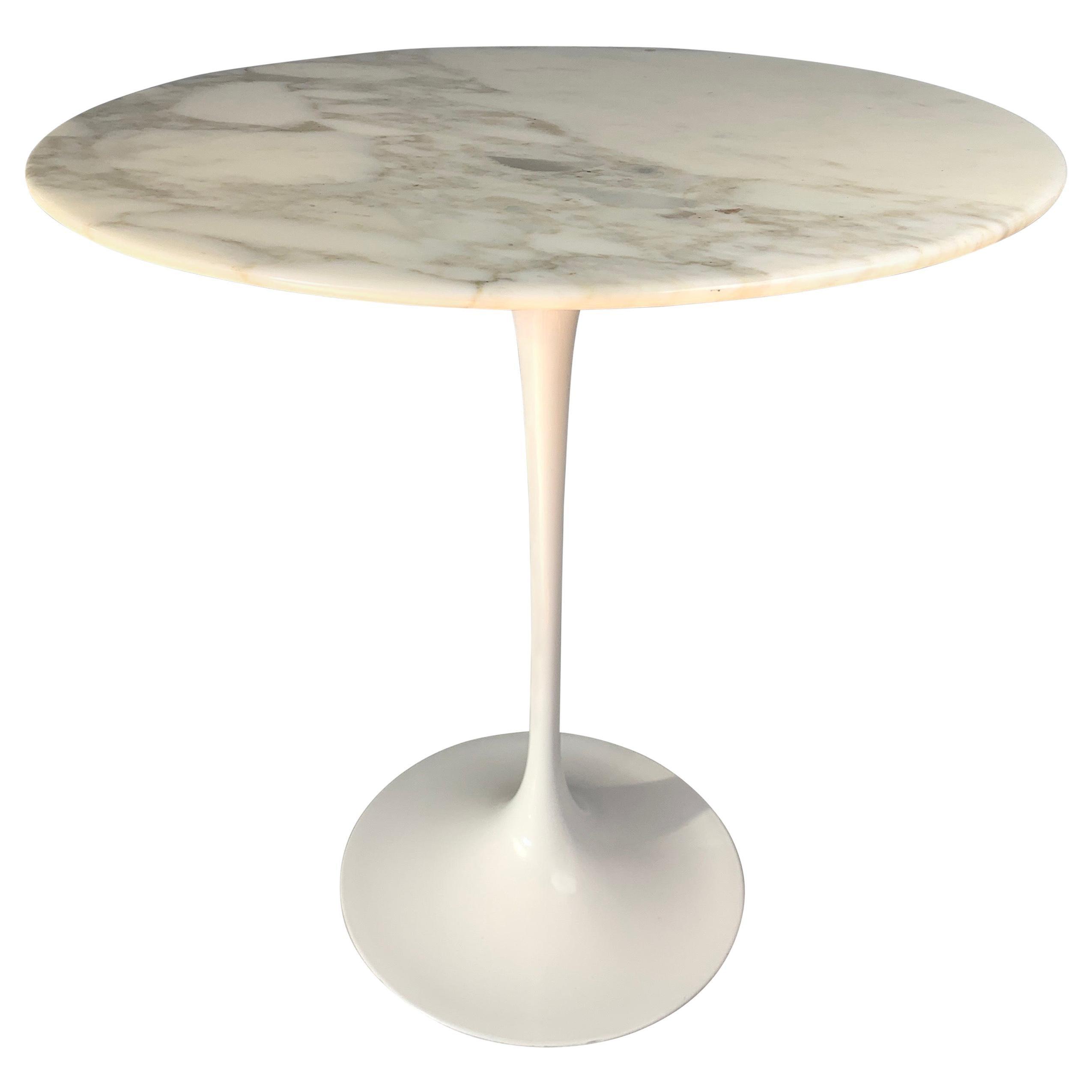 Tulip Side Table by Eero Saarinen for Knoll Studio
