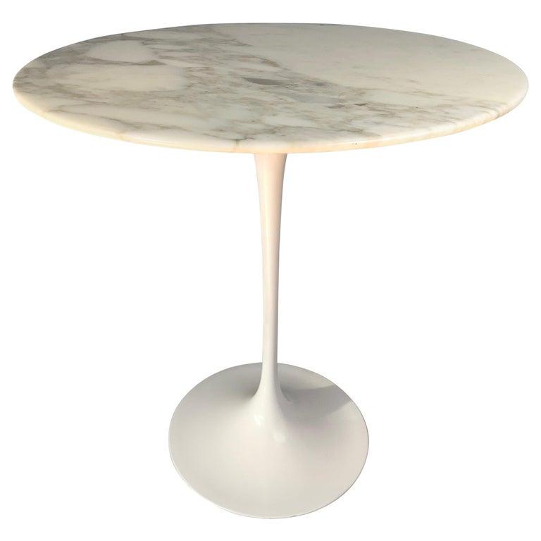 Tulip Side Table by Eero Saarinen for Knoll Studio For Sale