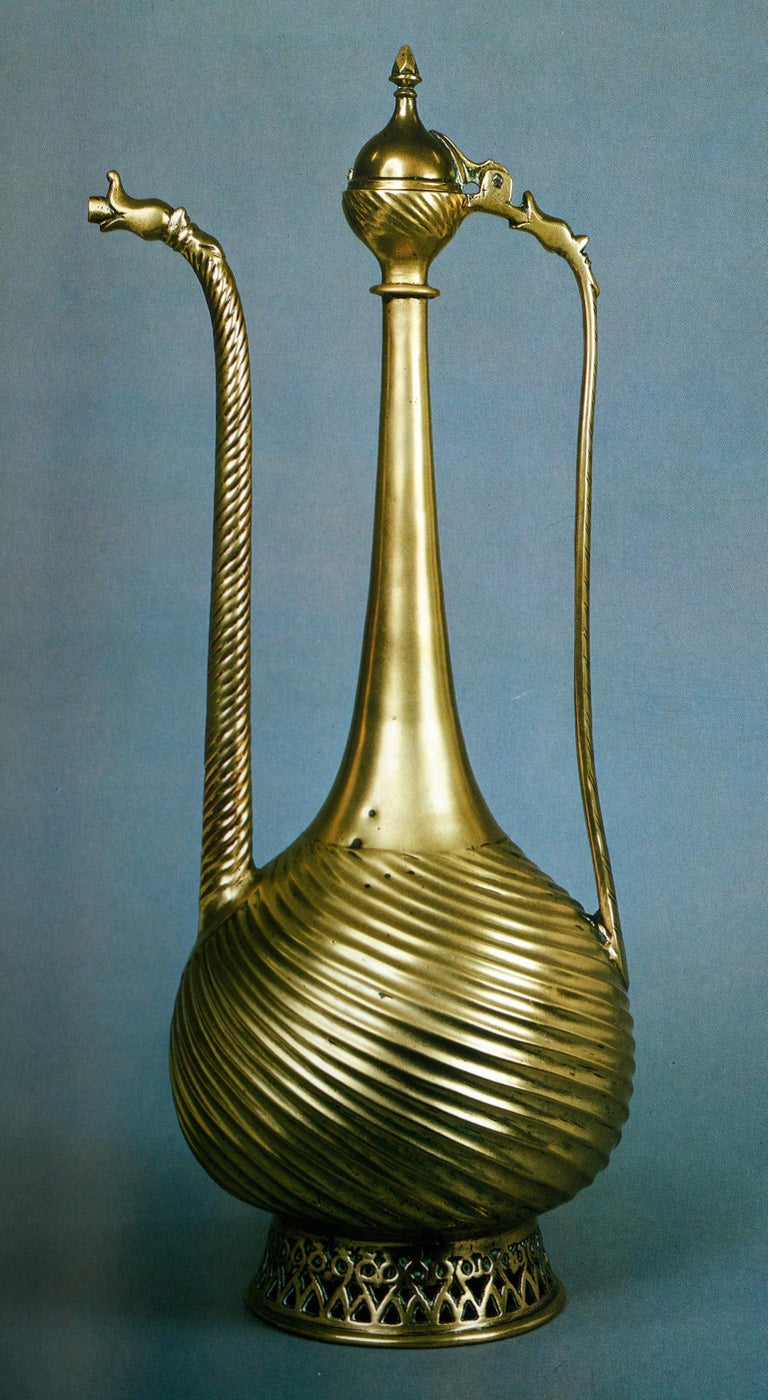 Tulips, Arabesques and Turbans, Decorative Arts from the Ottoman Empire For Sale 1