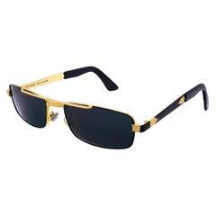 Tullio Abbate Rectangular Sunglasses