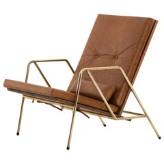 Tumbona Duna, Mexican Contemporary Lounge Chair by Emiliano Molina for Cuchara