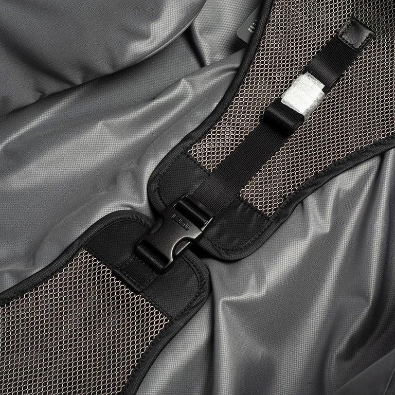TUMI Black Nylon Alpha 2 Short Trip Expandable 4 Wheel Packing Case Luggage 13