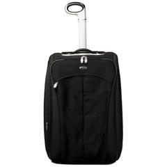 Tumi Black Nylon T3 Expandable Carry On Trolley Suitcase