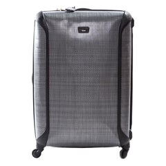 Tumi Grey Extended Trip Tegra Lite Packing Case Luggage