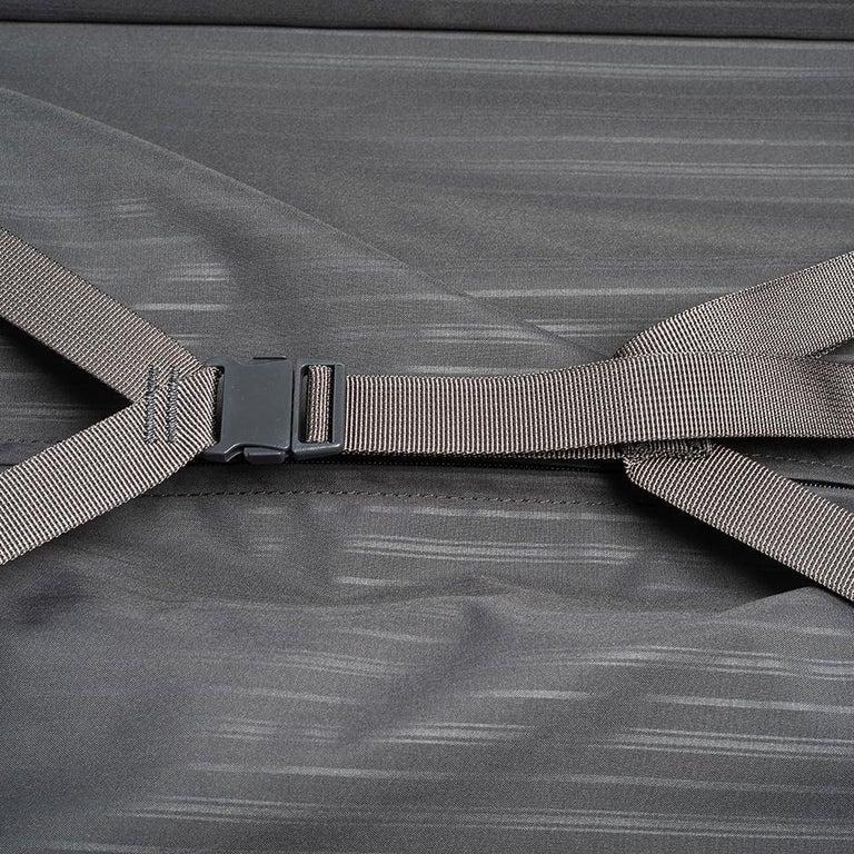 TUMI Purple Nylon Medium Gen 4.2 Lightweight Trip Packing Case Luggage For Sale 6