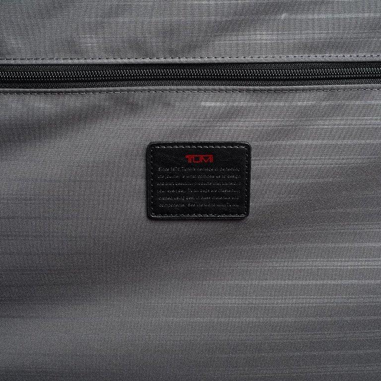 TUMI Purple Nylon Medium Gen 4.2 Lightweight Trip Packing Case Luggage For Sale 9