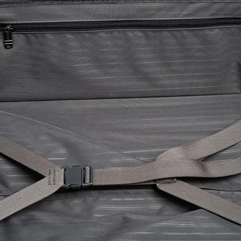 TUMI Purple Nylon Medium Gen 4.2 Lightweight Trip Packing Case Luggage For Sale 2