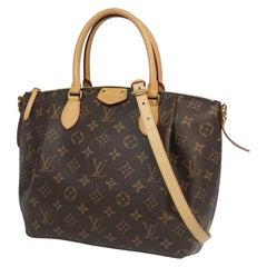 Louis Vuitton Turenne PM  Womens  handbag M48813 Leather