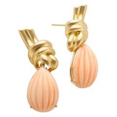 Modern Dangle Earrings