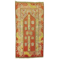Turkish Antique Scatter Rug
