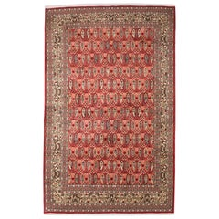 Turkish Carpet Hereke Vintage