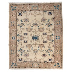 Turkish ELVAN Vintage Carpet