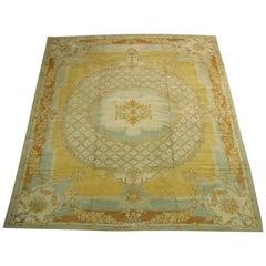 Turkish Hereke Carpet, circa 1900-1920, 2449y