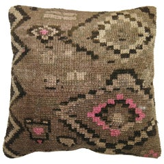 Turkish Kars Rug Pillow
