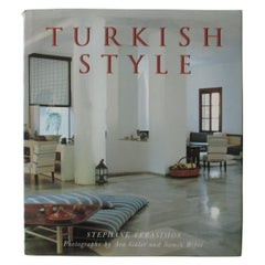Turkish Style Hard Cover Book