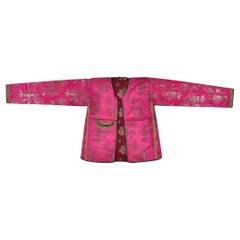 Turkoman Vintage Damask Jacket
