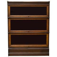 Turn of the Century Macey Furniture/Globe-Wernicke Lawyer's Cabinet, circa 1905