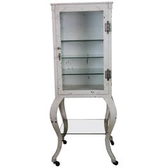 Turn of the Century Medical Cabinet
