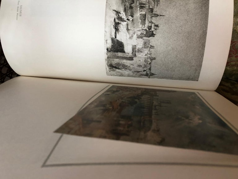 Turner by Camille Mauclair, Color Plates Printed, Photogravure, Paris, 1939 For Sale 8
