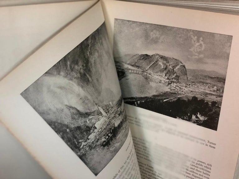 Turner by Camille Mauclair, Color Plates Printed, Photogravure, Paris, 1939 For Sale 3