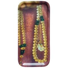 Turquerie Ottoman Jewel small Tray