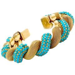 Turquoise Bracelet, circa 1960s