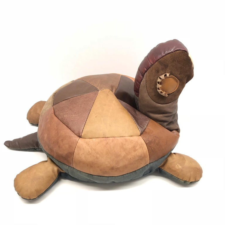 Turtle Animal Pouf Ottoman Footstool Poof Pouffe Mad Of
