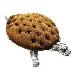 Turtle Pouf