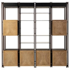 Tury Bookcase Tribeca Collection by Marco and Giulio Mantellassi