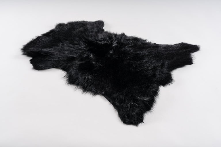 Tuscany Lambskin Fur Throw In New Condition For Sale In Rosheim, FR