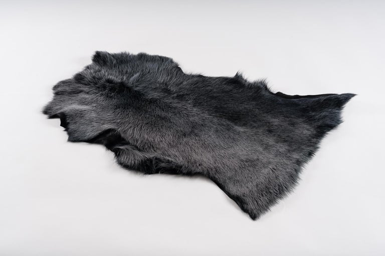 Tuscany Lambskin Fur Throw For Sale 1