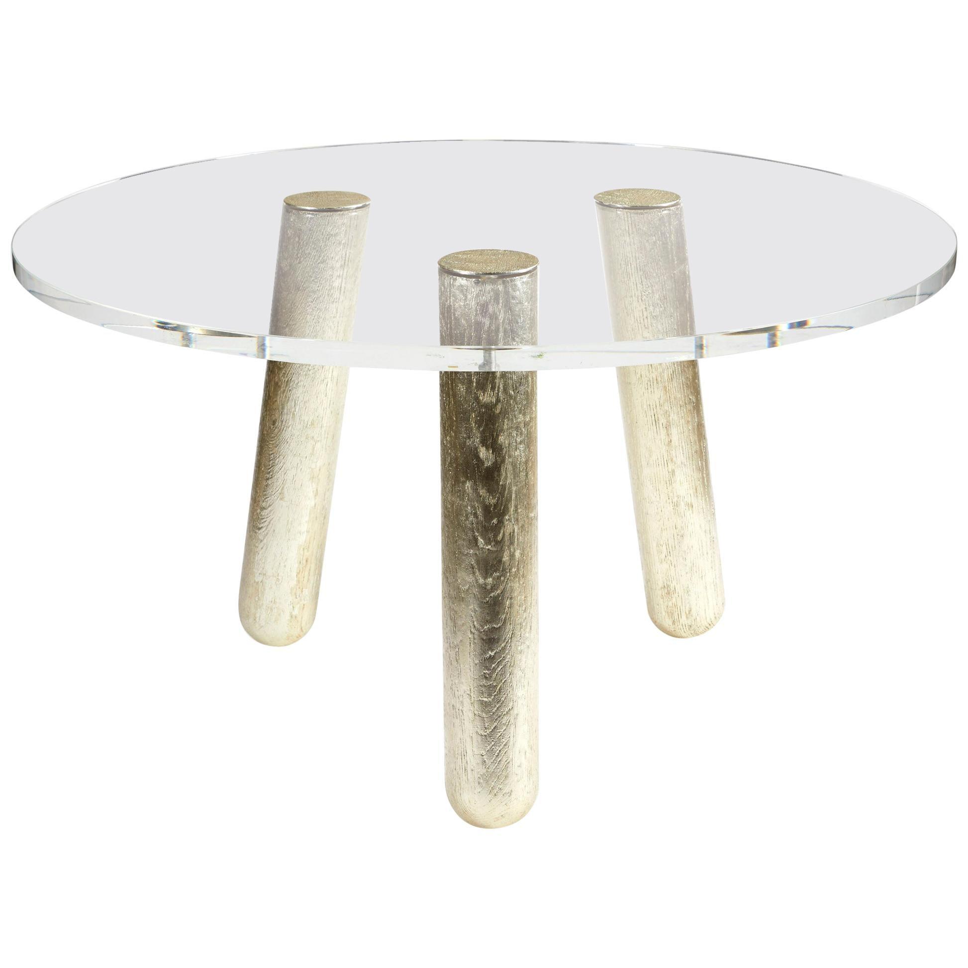 Tutto Oro Round Table by Mattia Bonetti